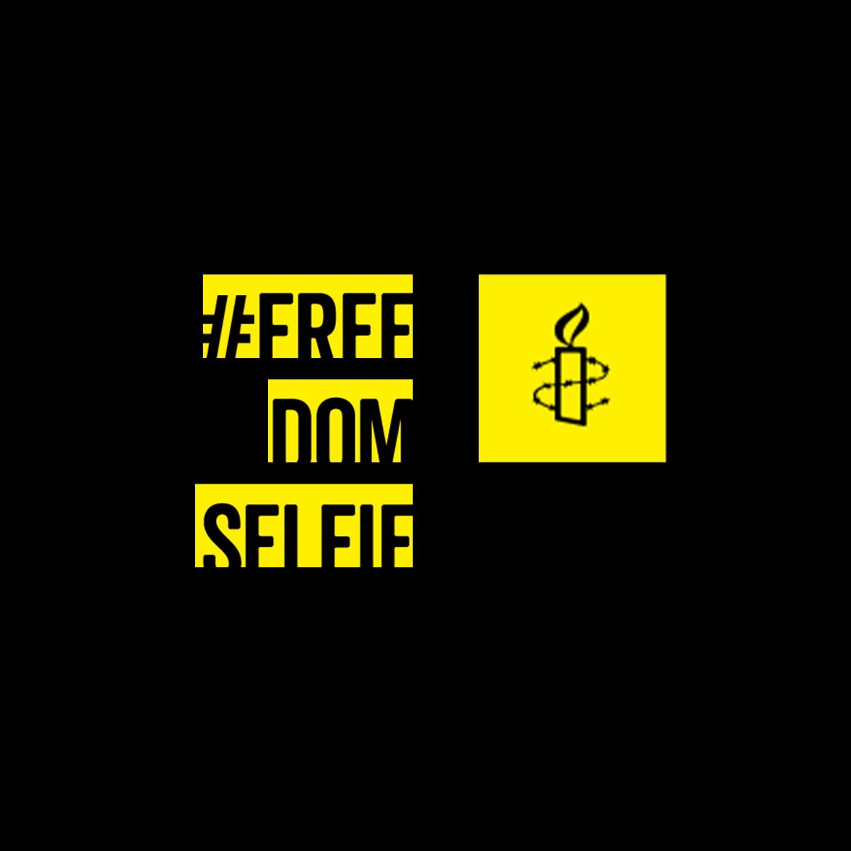 Amnesty - Freedomselfie